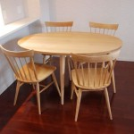 WT32 oval table1350