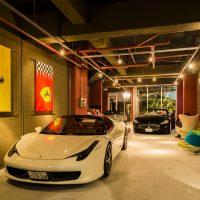 Ferrari Garage~サラブレット達が静かに眠るGARAGE~